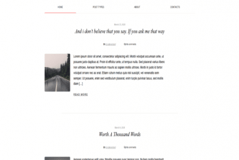 Aniki – Blog Website WordPress Theme