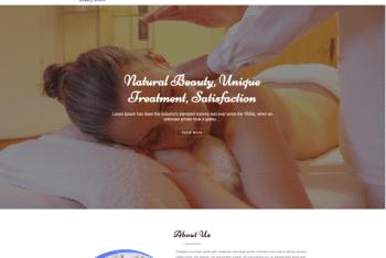 Beautystore – Beauty Business Website WordPress Theme