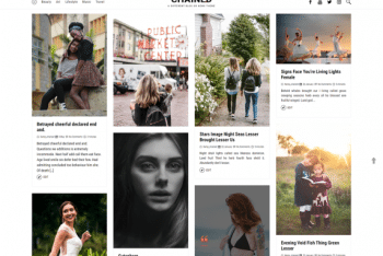 Chained – Responsive WordPress Theme