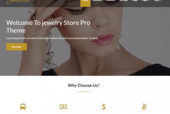 Jewelry Store – Multipurpose eCommerce WordPress Theme