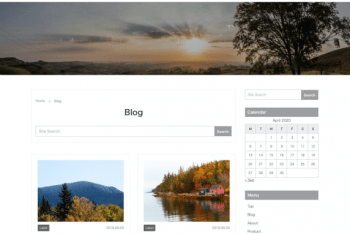 Raccoon – Base WordPress Theme