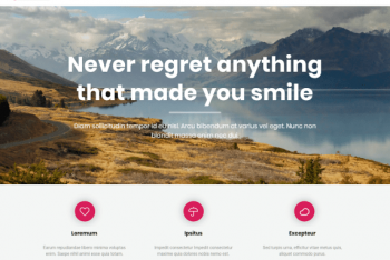 Reservoir – Multi-Purpose Website WordPress Theme