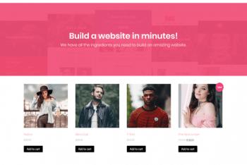 WPcake – Blog Website WordPress Theme