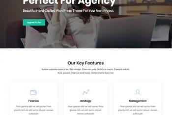 Business Mart – Corporate WordPress Theme