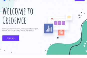 Credence – A Lightweight Minimal WordPress Theme for Free