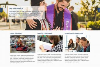 Edification Hub – Education Website WordPress Theme