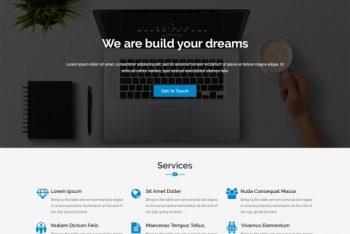 Profisme – User-friendly WordPress Theme for Free
