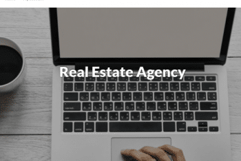 Real Estate Agency – A Free WordPress Theme