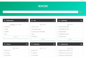 Iknow WordPress – Minimalistic WordPress Theme