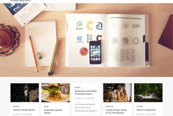 Mero Blog – Blog Website WordPress Theme