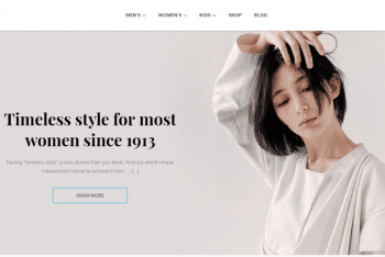 Store Mall – Free WordPress Theme for Physical & Online Stores