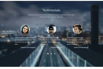 Infinite Loop – Business Website HTML Template