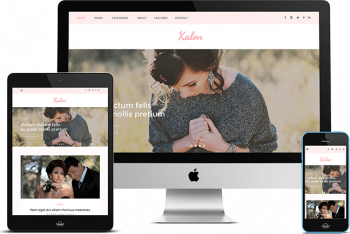 Download Kalon – Free WordPress Theme