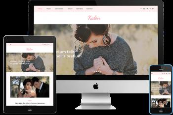 Download Kalon – Free WordPress Theme