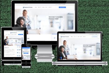 Business Process – Business Website WordPress Theme