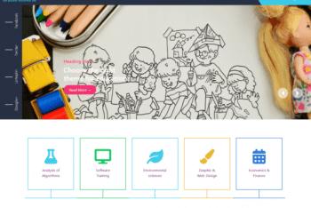 Education Academia – Free Education Website WordPress Theme