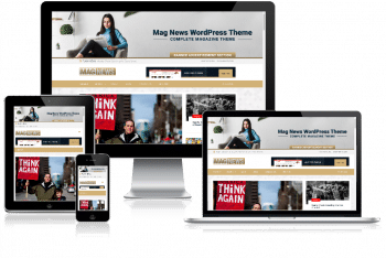 Mag News – Magazine WordPress Theme