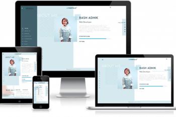 RT Portfolio – Free Portfolio Website WordPress Theme