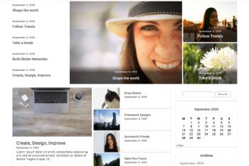 Newsjolt Magazine – A Free News Website WordPress Theme