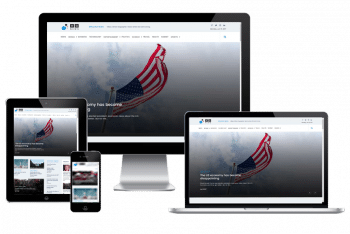 Online News – WordPress Magazine Theme