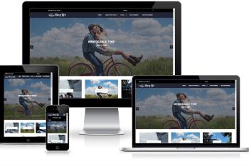 Blog Lite – Responsive WordPress Blog Theme