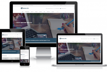 Business Hub – Multipurpose Corporate Website WordPress Theme
