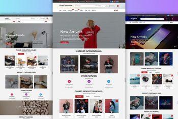 StoreCommerce – Multipurpose Ecommerce WordPress Theme for Free