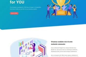 Art Factory – Free Bootstrap Website Template
