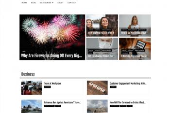 Diviner – Free Magazine WordPress Theme