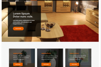 Flourish Lite – Free Furniture Shop WordPress Theme