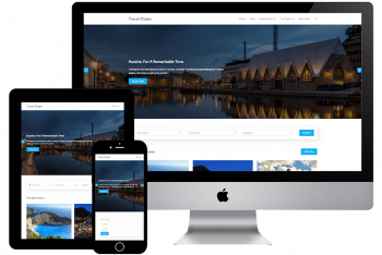 Travel Ocean – Tourism Website WordPress Theme for Free