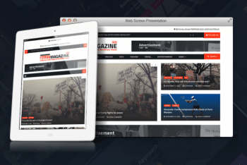 Buzz Magazine – Free Multipurpose WordPress Theme