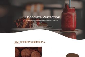 ChocoWP – Free WordPress Theme for Bakery, Chocolate & Coffee Shop Websites