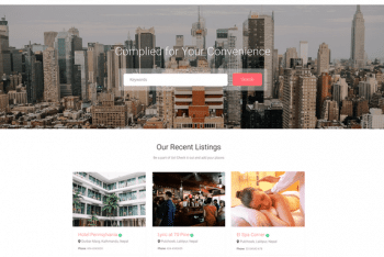 FT Directory Listing – Free Business WordPress Theme