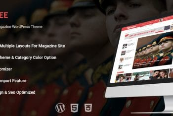 Mismo – Free Magazine WordPress Theme