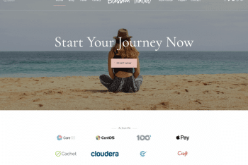 Blossom Travel – Free Travel Blog WordPress Theme