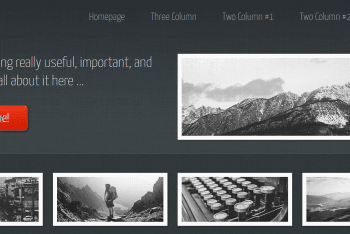Halcyonic – A Free Multipurpose Website HTML Template