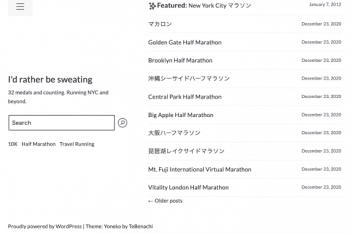 Yoneko – Writing-based Website WordPress Theme for Free