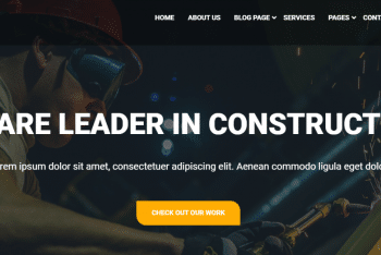Arkzone –  Free WordPress Theme for Your Next Project