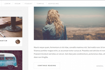 Future Imperfect – A Free Responsive HTML Template